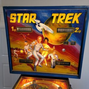(Ends 5-15) Online Estate Auction. Pinball Arcade Games, Star Trek, Flash Gordon. (Two Locations, Clovis) Ends SAT 9p. Special Pick Up @ Two Locations in Clovis | Clovis | California | United States